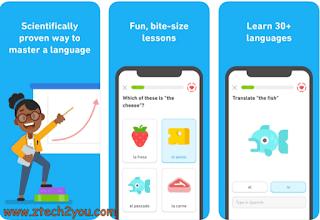 تطبيق دولينجو Duolingo
