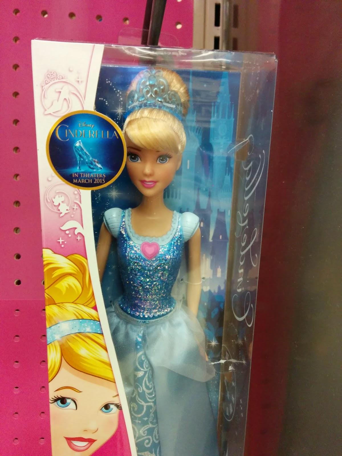 My Little Doll Corner My Cinderella Dolls And New Cinderellas At Target