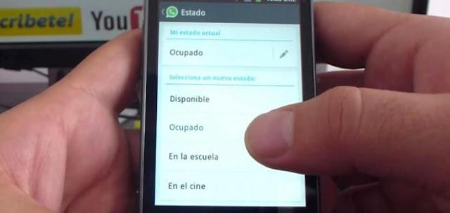 Whatsapp, incorporará nuevas notificaciones para sus usuarios