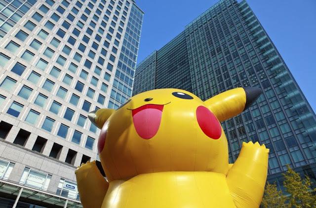 Pokémon Go se actualiza y lanza el Go Plus.