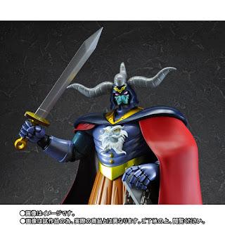 Figuarts Zero Ankoku Daishogun D.C. de Shin Mazinger ZERO vs Ankoku Daishogun - Tamashii Nations