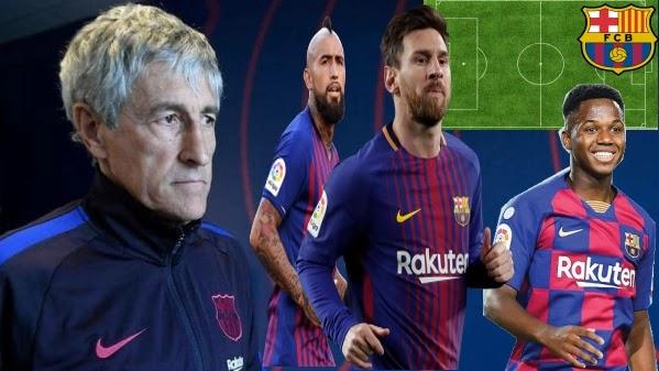 تشكيل برشلونة اليوم امام اتلتيك بلباو
