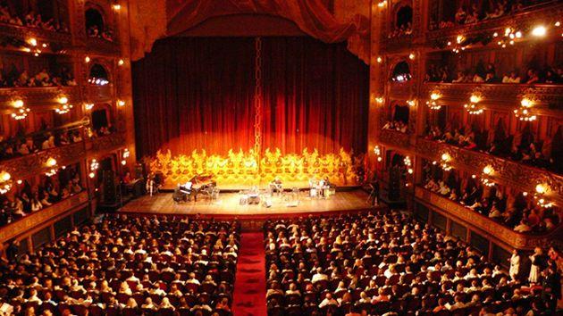teatro colon buenos aires argentina
