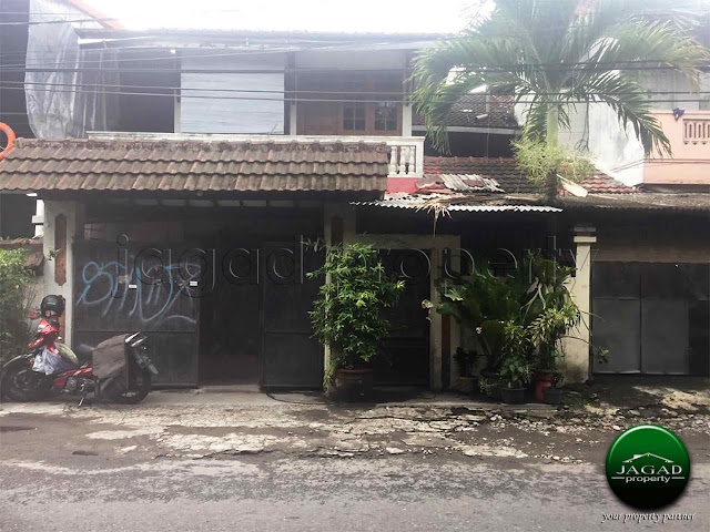Rumah Kost tepi jalan dekat UGM