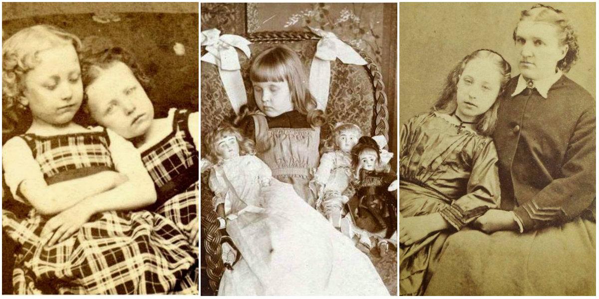 Extreem 21 Victorian Era Post-Mortem Photos Prove How Creepy The Past Used  #MP41
