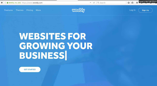 hosted blogging platforms for blog post