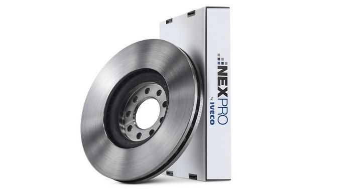 IVECO lança discos de freio NEXPRO para a família Daily