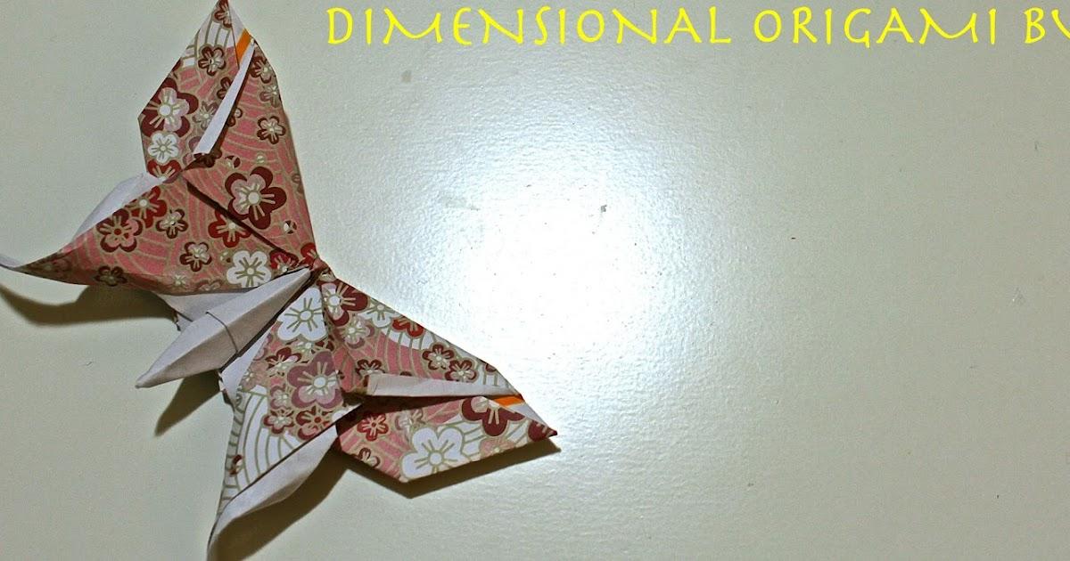 Alexander Swallowtail Butterfly | Origami butterfly, Butterfly ... | 630x1200