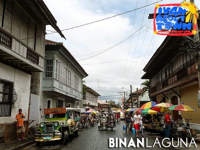 Binan Heritage Street, Laguna