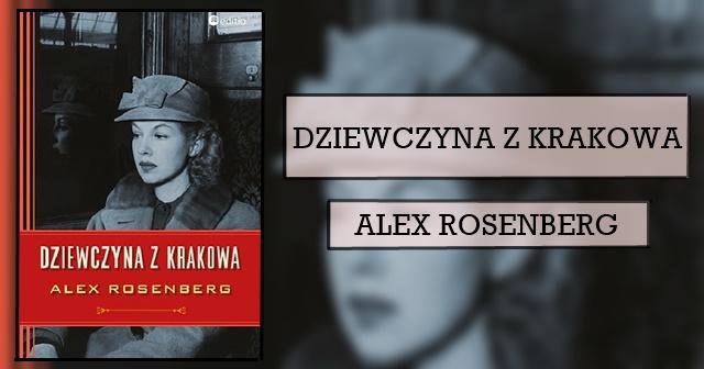 #61 DZIEWCZYNA Z KRAKOWA   ALEX ROSENBERG
