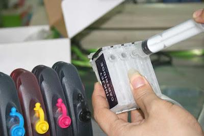 Bagaimanakah Cara Membersihkan Cartridge Printer Yang Baik Dan Benar?