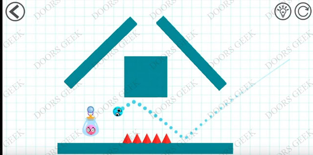 Love Shots Level 57 Solution, Cheats, Walkthrough for Android and iOS