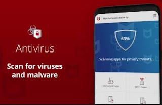 Laporan Dari McAfee Mengenai munculnya kembali Virus Ransomware