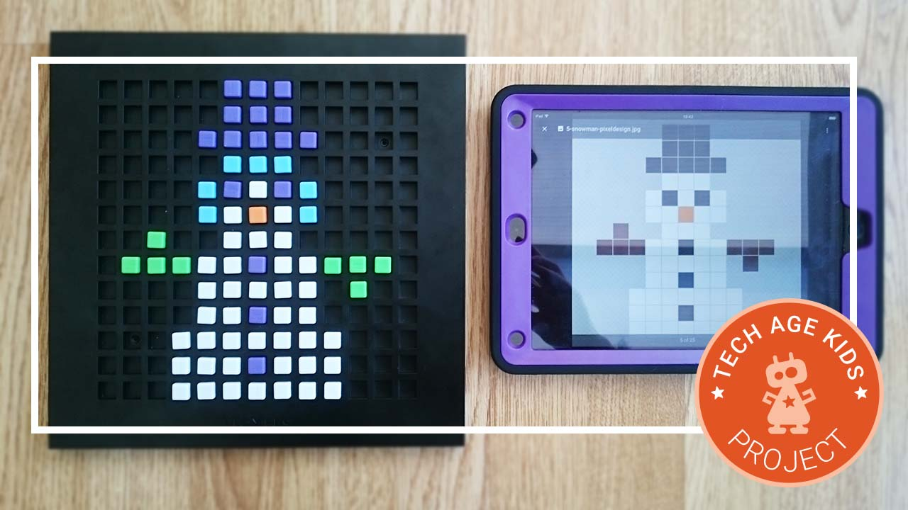 6 Techie Ways to make Pixel Art | Tech Age Kids | Technology for