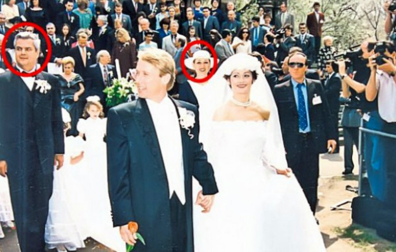 20 Years Has Ped After The Wedding Of Nadia Comaneci With Bart Conner
