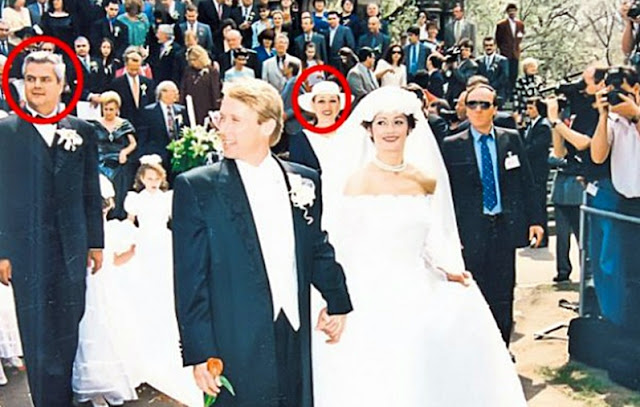 20 years has passed after the wedding of Nadia Comaneci with Bart Conner