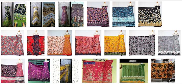 35+ Model Kain Batik Tulis Khas Madura Terpopuler