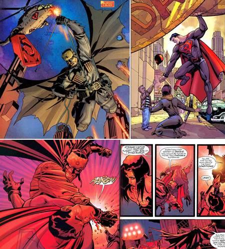 Batman contra Superman ruso