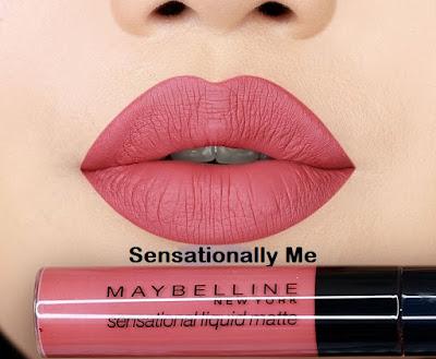 Sensationally Me (Medium Brownish Pink )