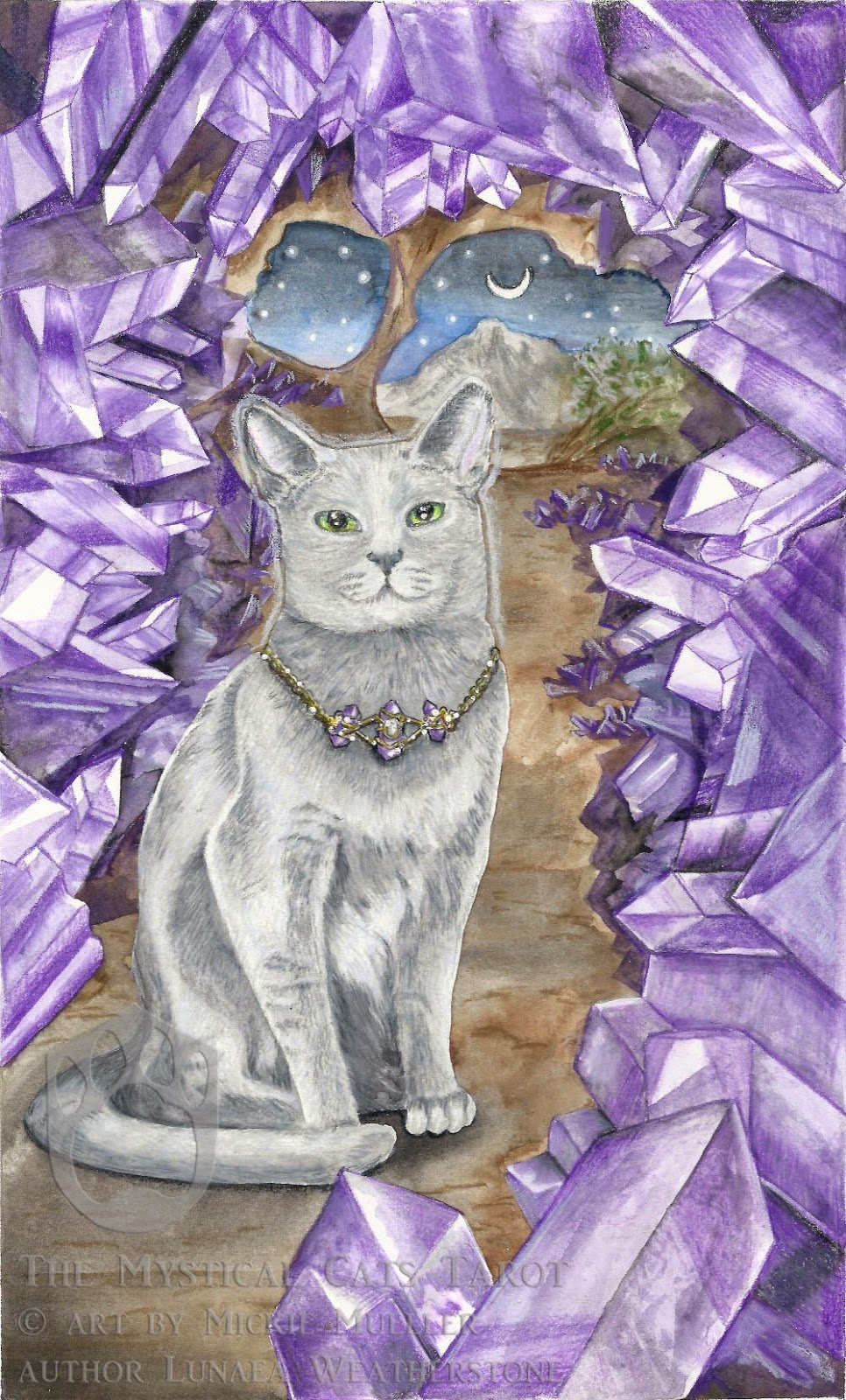 Tales From The Old Wooden Art Table: Feline Friday, The