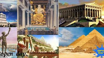 عجائب الدنيا السبع القديمة وما تبقي منها