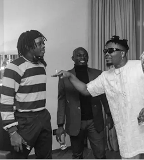 """More Classics For Their Father Left Yansh!""-Olamide Praises Fireboy DML"
