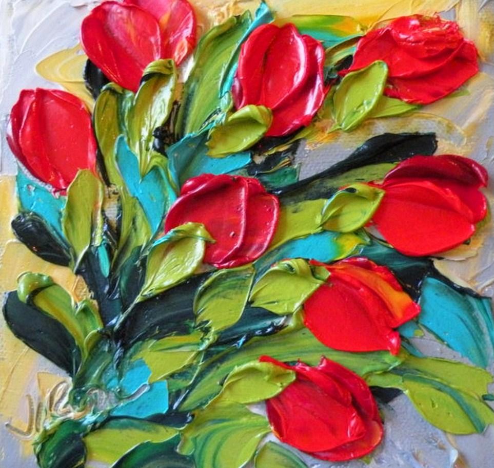 Cuadros Decorativos De Flores