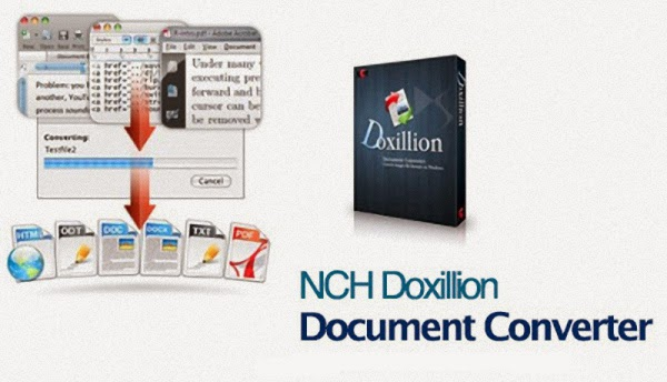 Doxillion Document Converter Plus 2.31 + Crack