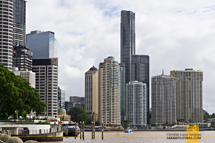 Brisbane Day Tour Cruise