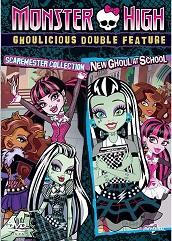 Monster High Temporada 03 Audio Latino
