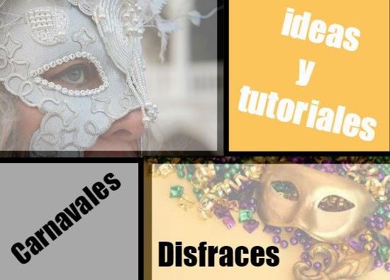 disfraces, carnavales