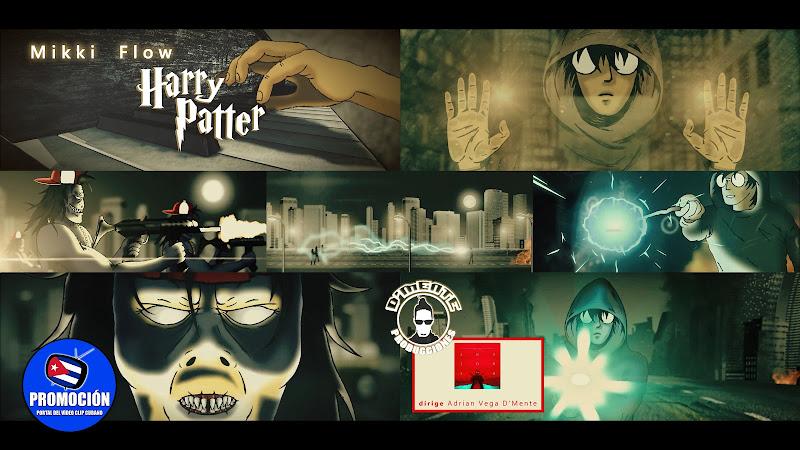 Mikki Flow - ¨Harry Patter¨ - Videoclip - Director: Adrián Vega D´Mente. Portal Del Vídeo Clip Cubano. Música cubana. Hip Hop. Rap. Cuba.