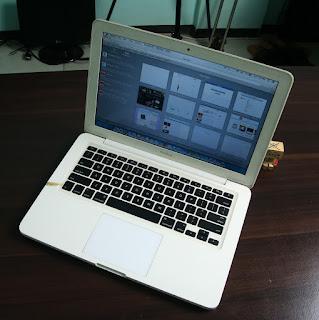 jual macbook bekas unibody