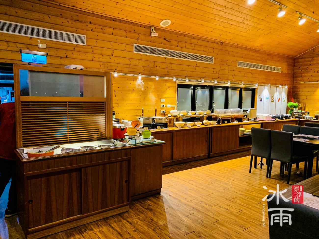 泰安湯悅溫泉會館|餐廳
