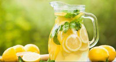 5 Minuman Ampuh  Untuk Menurunkan Berat Badan