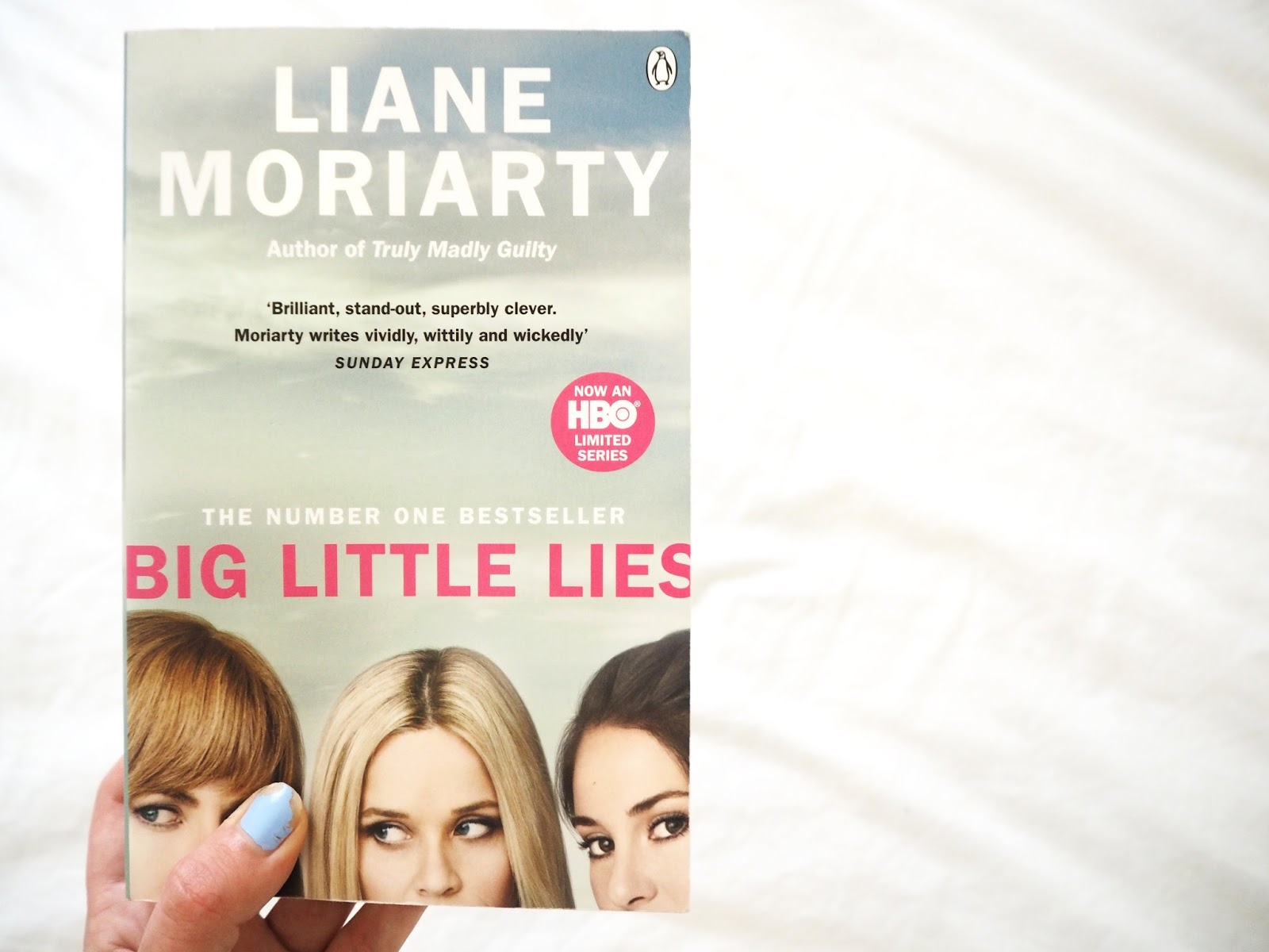 Big Little Lies by Liane Moriarty | Book Review