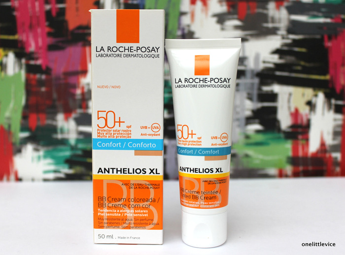 One Little Vice Beauty Blog: Daily SPF 50 bb cream