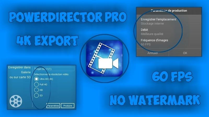 Free Download CyberLink PowerDirector Video Editor Pro Apk Android