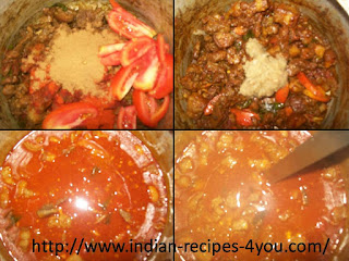 pork curry without oil