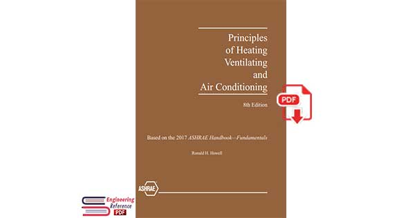 Principles of Heating, Ventilation, and Air Conditioning, 8th Edition