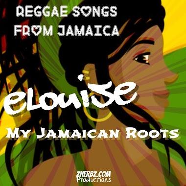 eLouise from Jamaica releases new Reggae album
