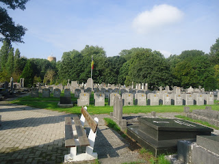De Panne Military cemetary Belgium World War