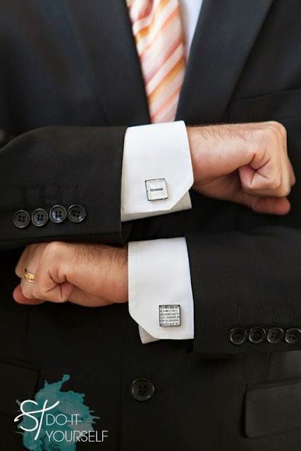 gemelos, fashion, masculino, hombres, accesorios, manualidades