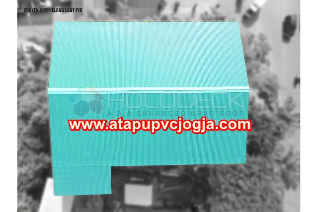 ATAP UPVC JOGJA / HOLODECK / ALDERON JOGJA