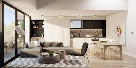 Diseños de sala comedor y cocina - Colores en Casa