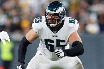 Lane Johnson Is Now The Highest Paid Tackle In The NFL