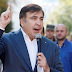 Saakashvili in Odessa promises to go to Kiev and clean house
