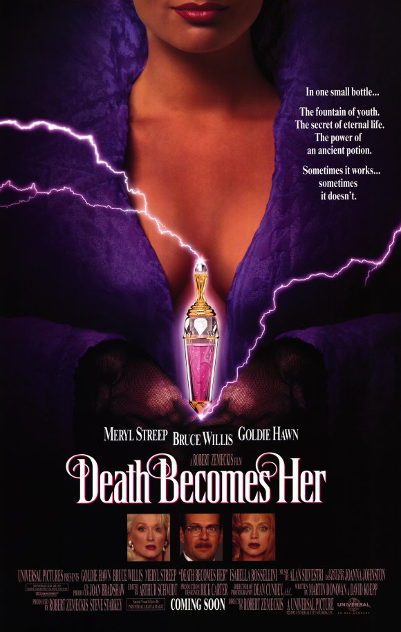 Death Becomes Her (1992) Hindi Dubbed 300MB HDRip 480p x264