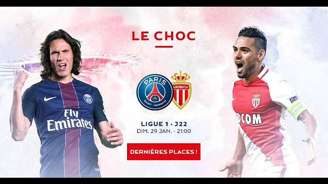 موعد مباراة باريس سان جيرمان وموناكو اليوم في كأس السوبر الفرنسي والقنوات الناقلة لمباراة باريس سان جيرمان وموناكو مجاناً