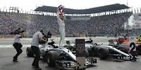 FÓRMULA 1 - Cuarta victoria seguida para Hamilton en el GP de Francia con Sainz 6º